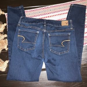 American Eagle jeggings size 2